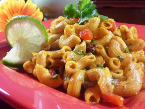 Sweet and Spicy Curried Pasta Salad