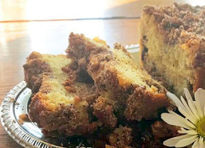 Coffee Streusel Bread