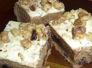 Peanut Butter Chip Cream Cheese Bars