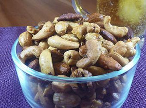Spiced Up Nuts