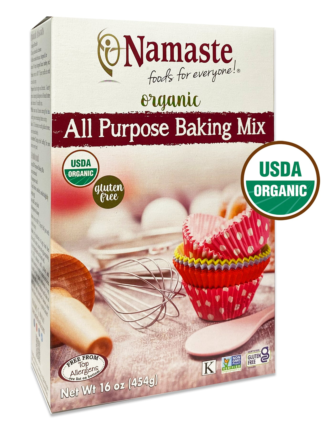 Organic All Purpose Baking Mix