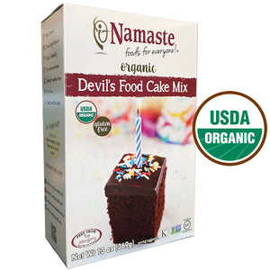 Organic Devil's Food Cake Mix