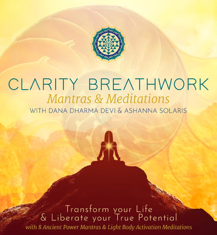 Full Series - Clarity Breathwork Mantras and Meditations
