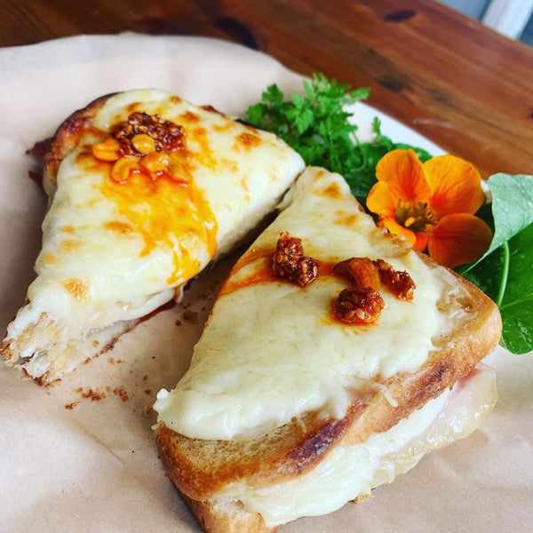 Croque Monsieur Box