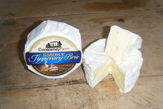 Smoky Tipperary Brie