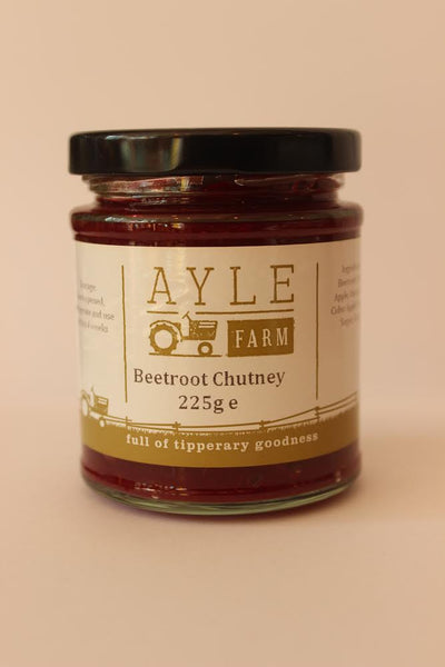 Ayle Farm Beetroot Chutney