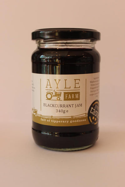 Ayle Farm Blackcurrant Jam