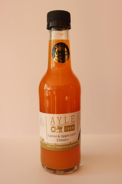 Ayle Farm Carrot and Apple Juice