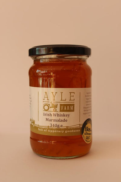 Ayle Farm Irish Whiskey Marmalade