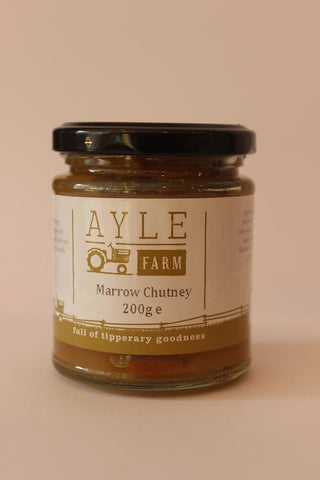 Ayle Farm Marrow Chutney