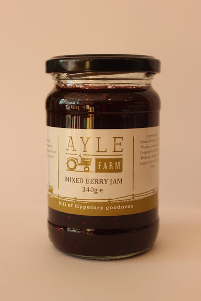 Ayle Farm Mixed Berry Jam