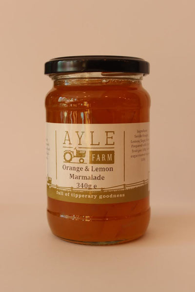 Ayle Farm Orange and Lemon Marmalade