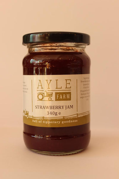 Ayle Farm Strawberry Jam