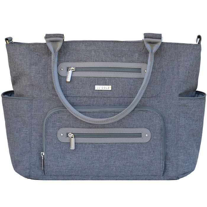 Caprice Bag - Grey Heather