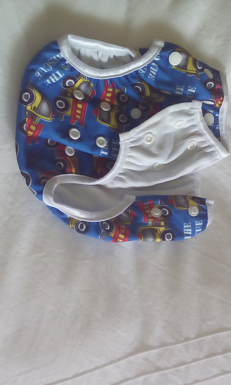 Swim Nappies Blue
