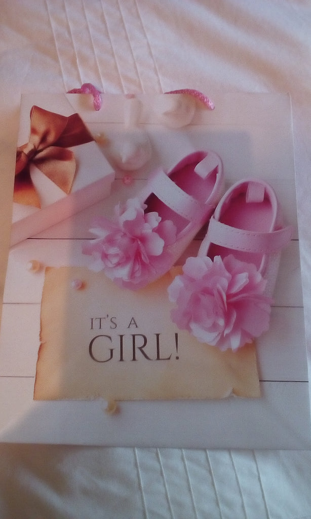 It's a Boy / It's A Girl  Card Gift Bag for all the Gifts