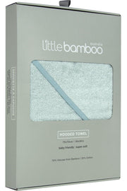 Little Bamboo Hooded Towel , Whisper