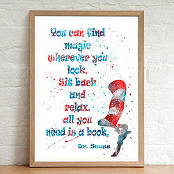 Dr Suess You Can Find Magic
