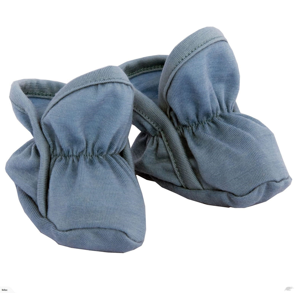 Pipi Child Merino Booties 0-3mths  Two colours available