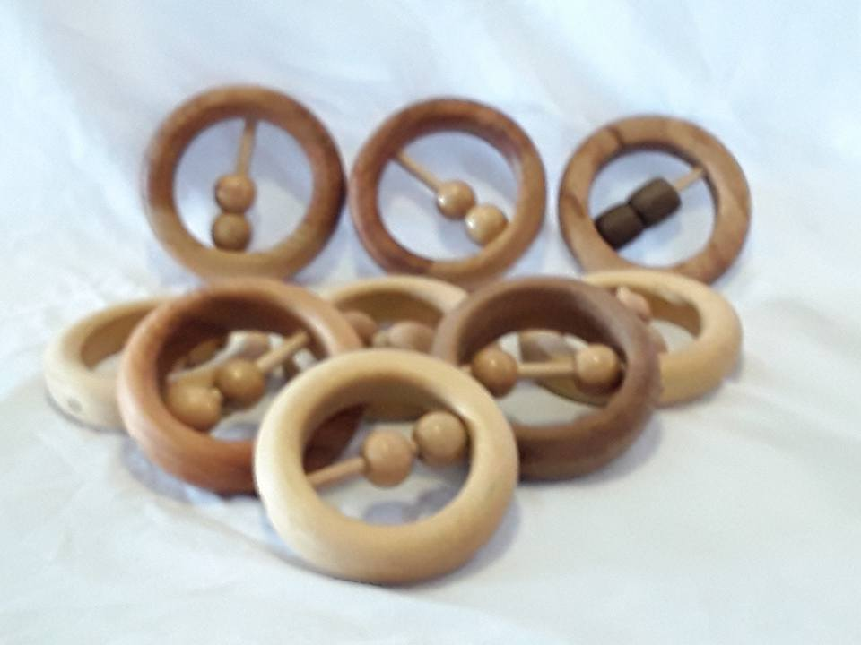 Kauri Ring Teether