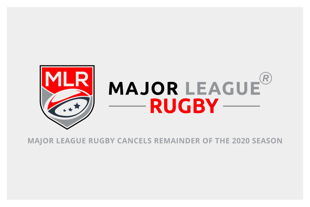 Major League Rugby cancels the remaining 2020 season, turns attention to 2021