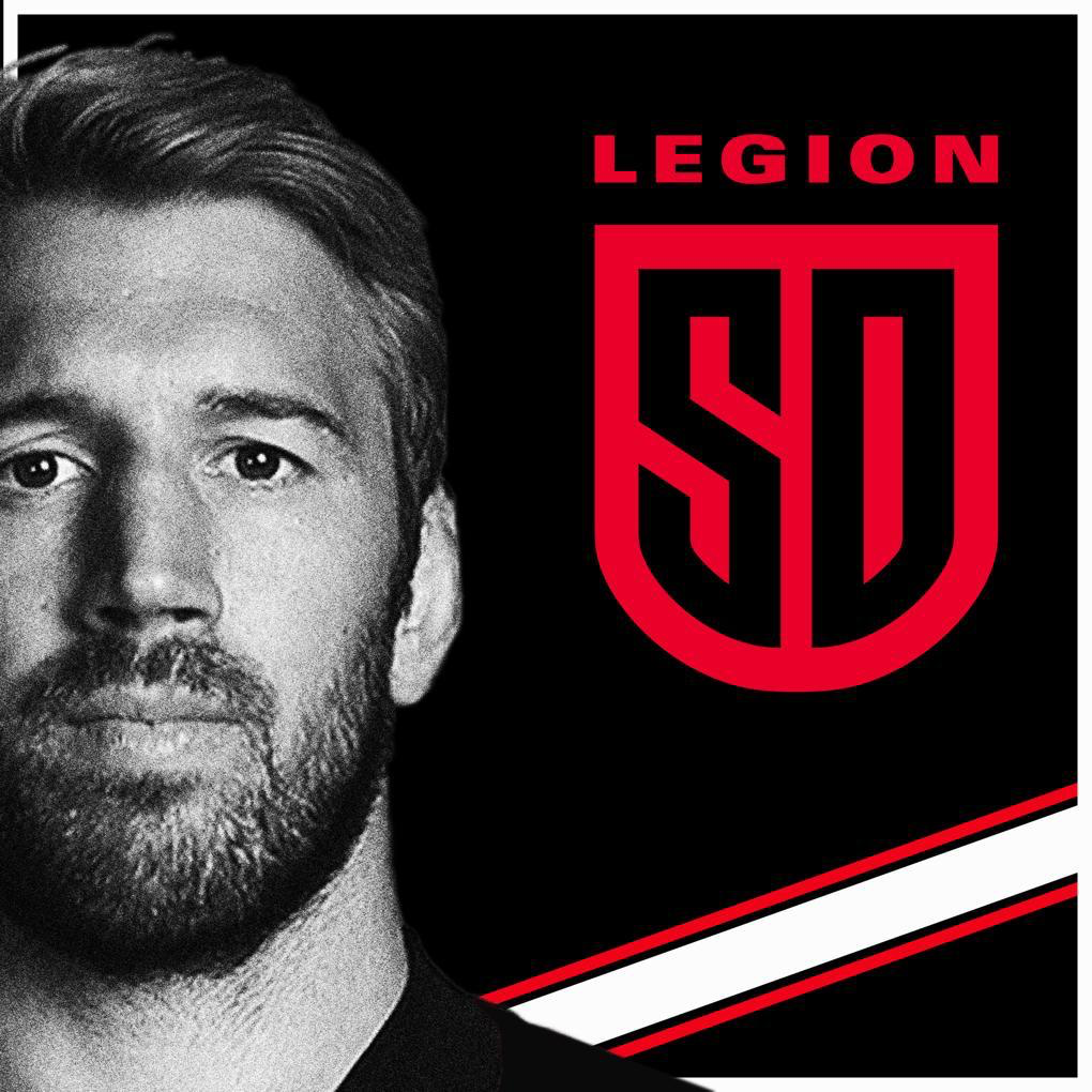 International rugby superstar Chris Robshaw joins San Diego Legion