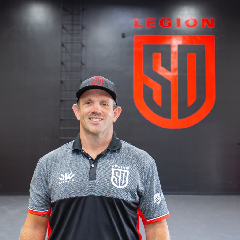 San Diego Legion names Ian Gibbons, Head of Athletic Performance