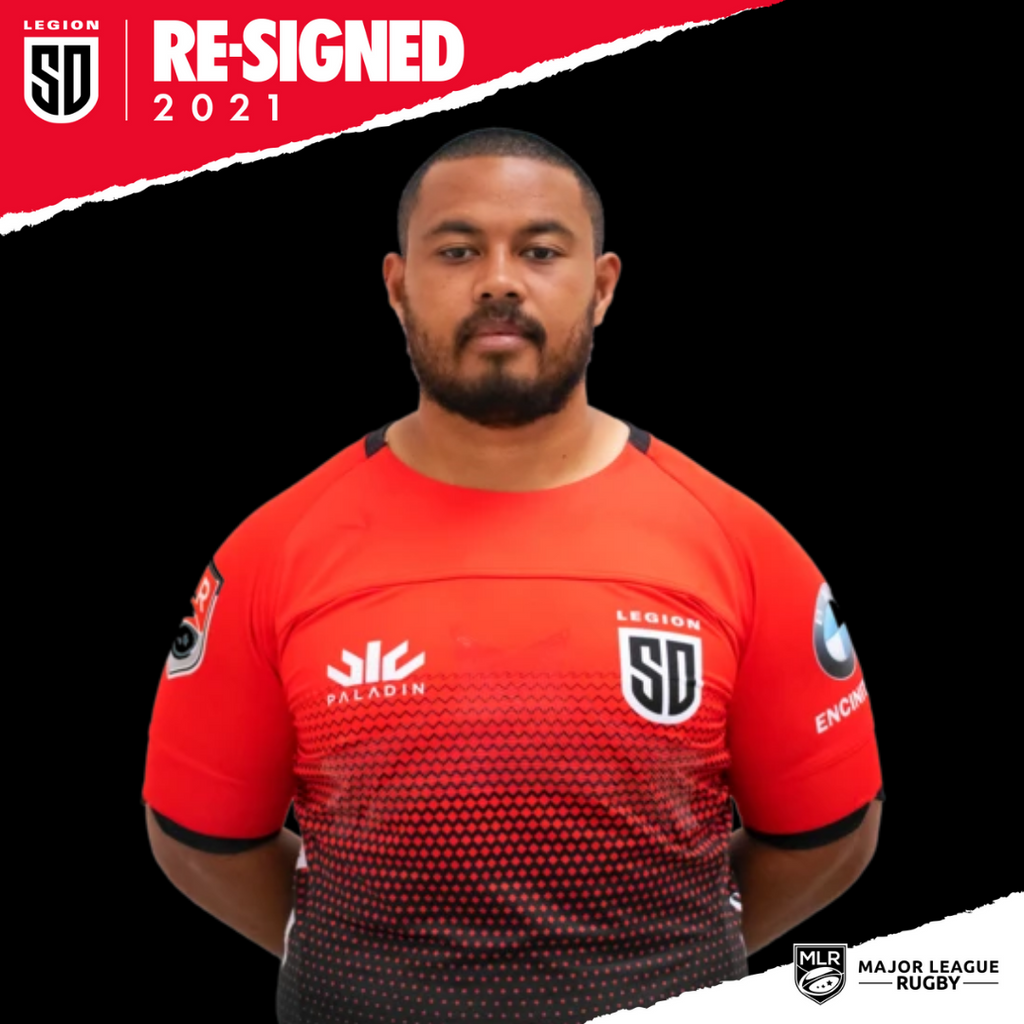 San Diego Legion re-signs Lua Lia, 2021 season