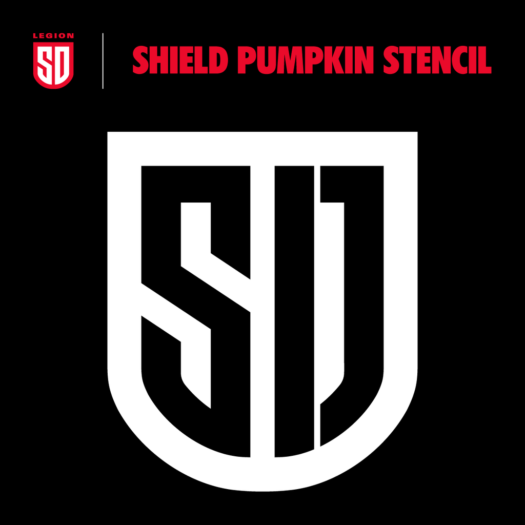 DIY: SD Legion Halloween Pumpkin 🎃