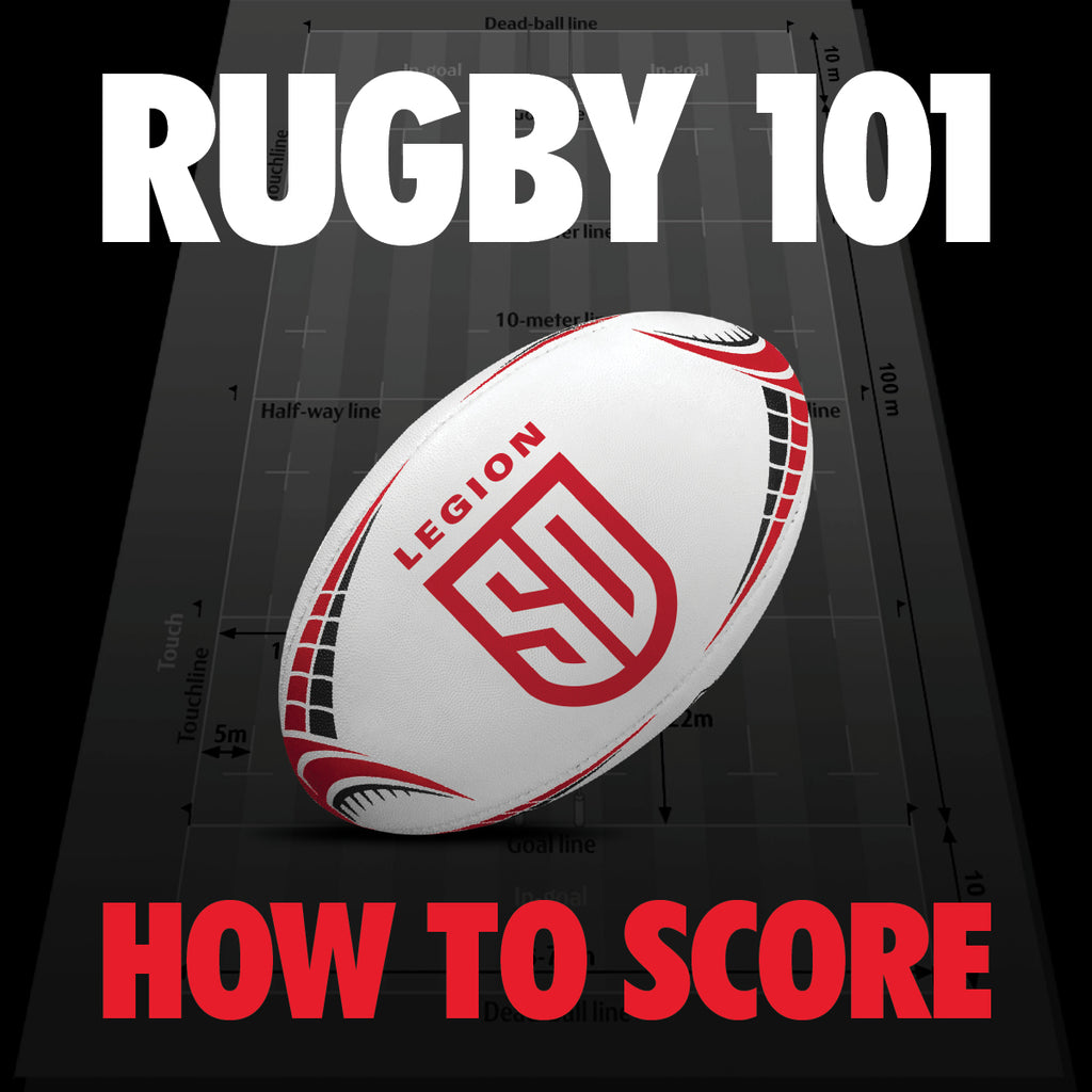 Rugby 101: How to Score