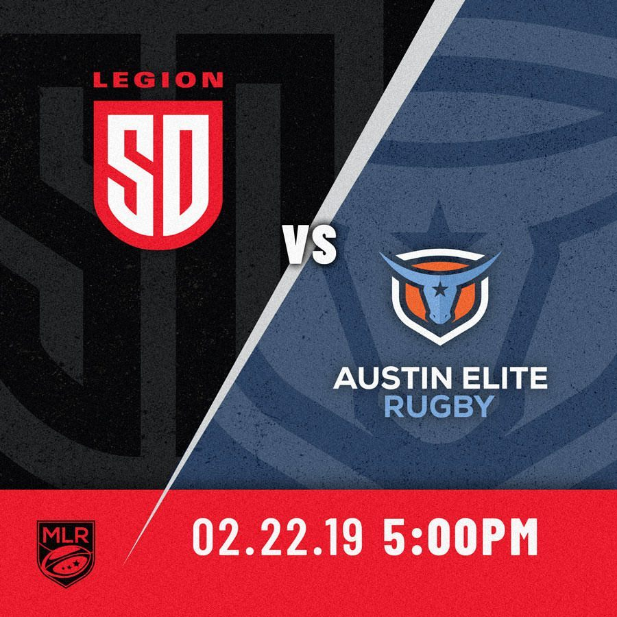 2.22 LEGION VS. ELITE RUGBY GAME PREVIEW