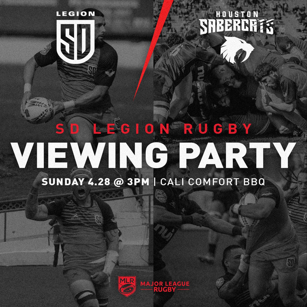 LEGION VS. SABERCATS OFFICIAL WATCH PARTY