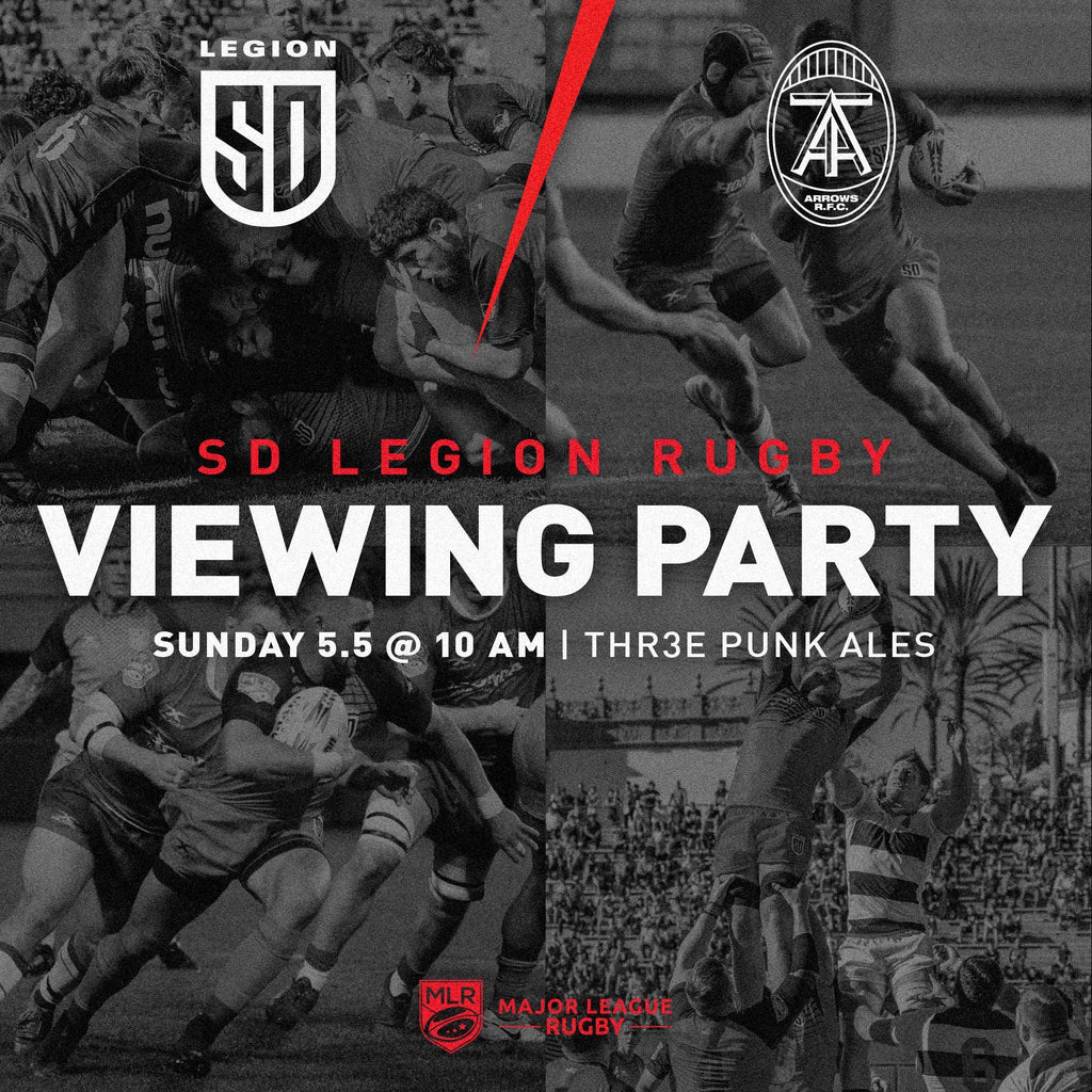 LEGION VS. ARROWS OFFICIAL WATCH PARTY