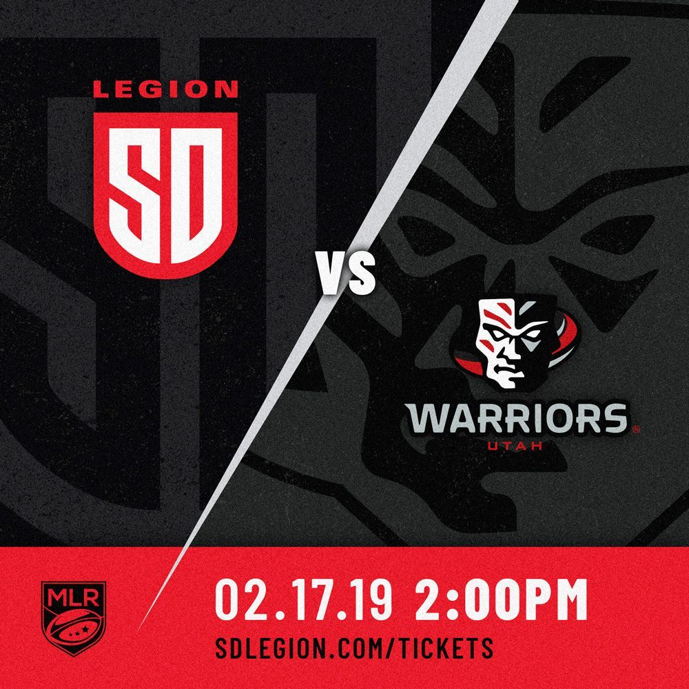 LEGION VS. WARRIORS MATCH PREVIEW