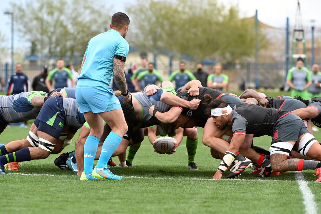 Recap: San Diego Legion hosts Seattle Seawolves for preseason scrimmage
