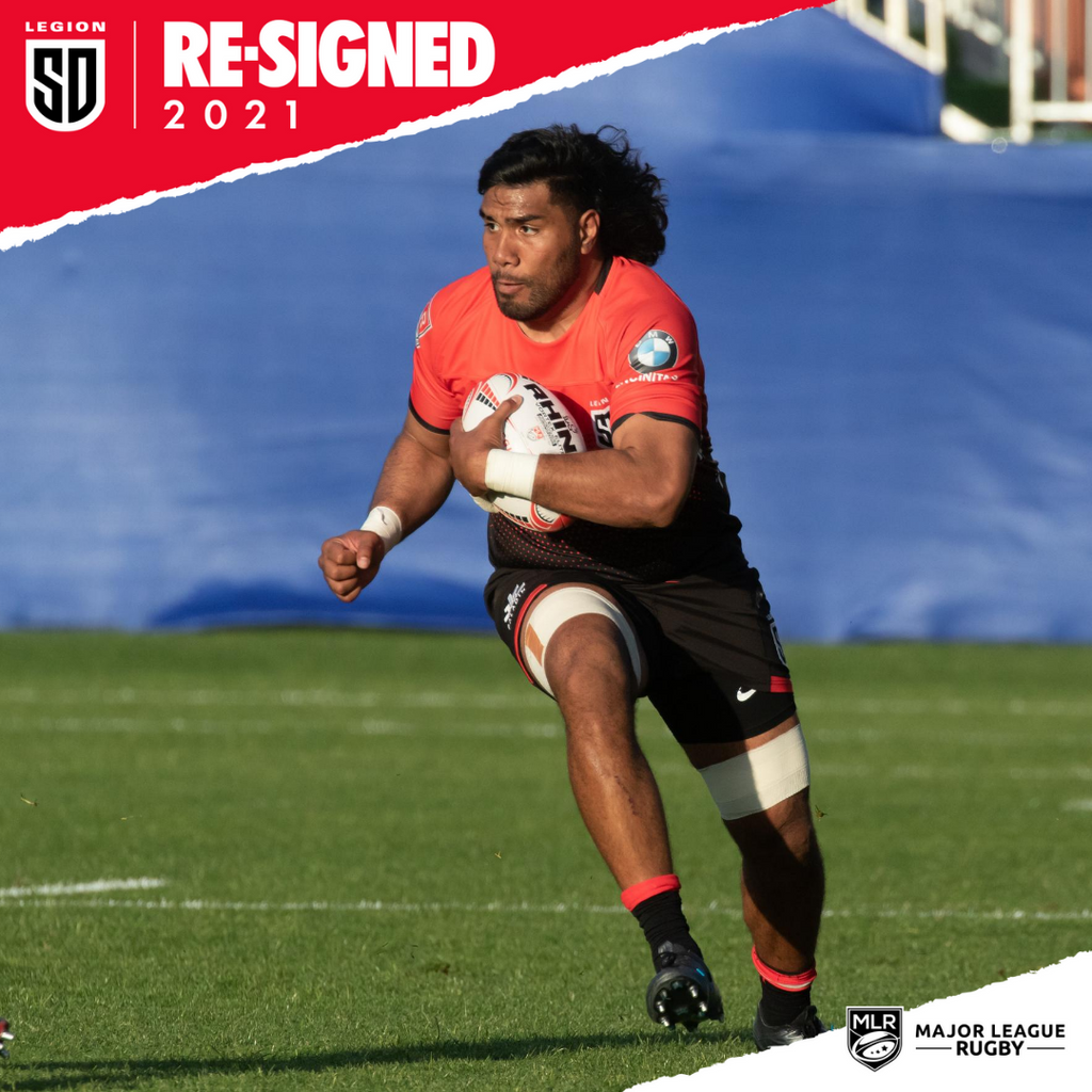 Nathan Sylvia and Tevita Tameilau return for the 2021 MLR Season