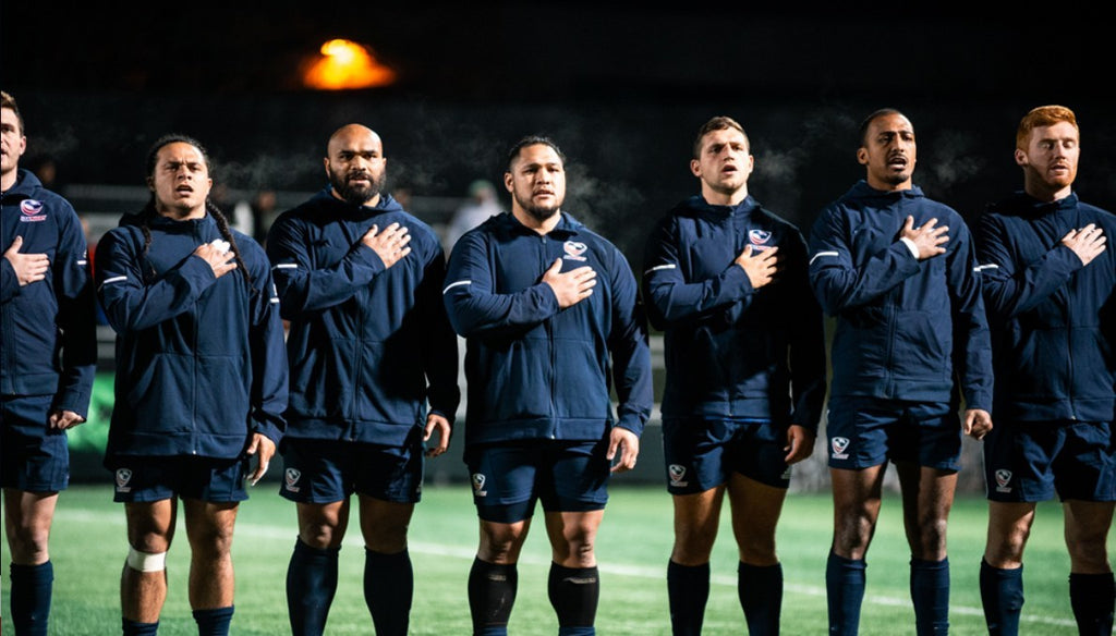 USA MEN'S EAGLES NAME PRELIMINARY TRAINING SQUAD FOR RUGBY WORLD CUP JAPAN 2019 INCLUDING 8 LEGION PLAYERS