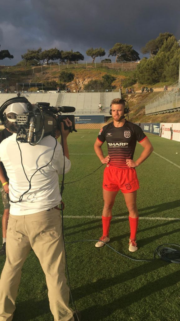 rugby interview