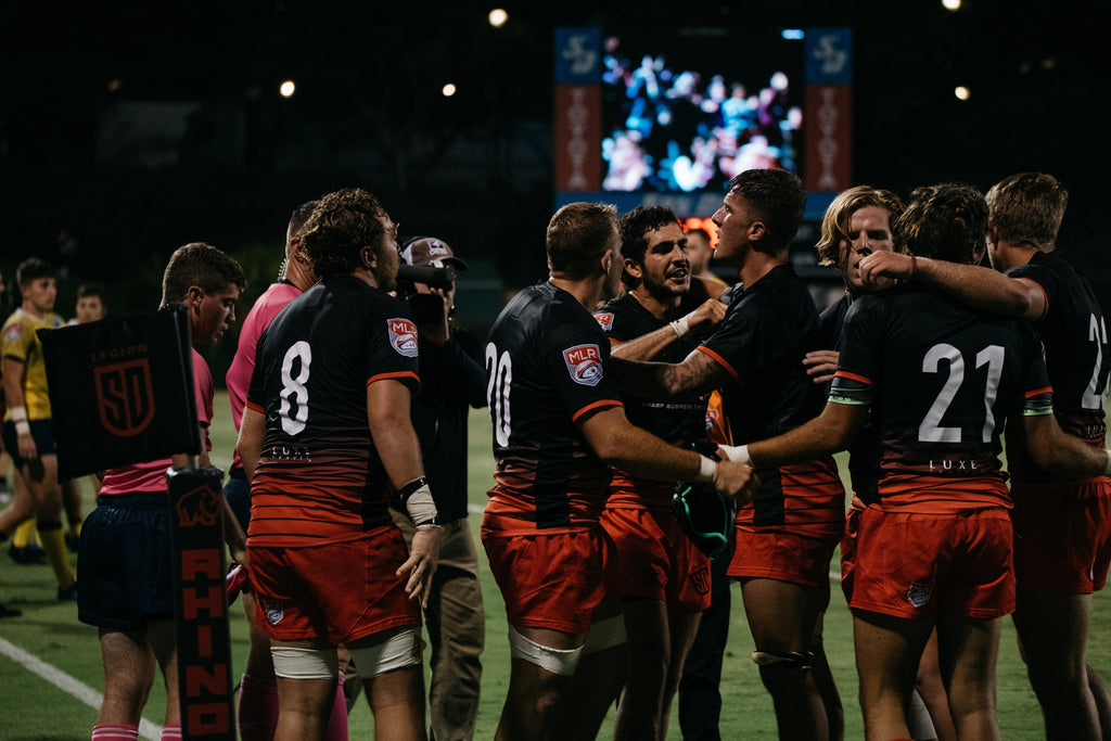 SAN DIEGO LEGION SECURES A SPOT IN THE INAUGURAL MAJOR LEAGUE RUGBY CHAMPIONSHIP SERIES