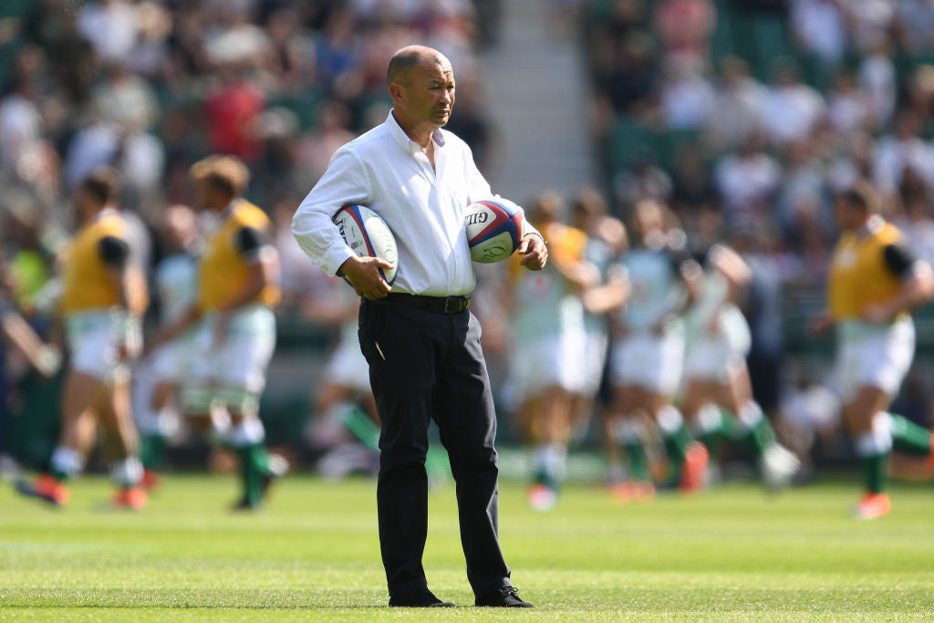 World renowned rugby coach Eddie Jones will be serving in a coaching consultant role with San Diego Legion