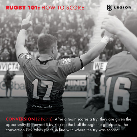How to Score - conversion