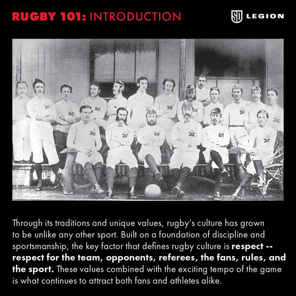 Traditions of Rugby