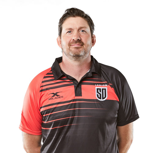 Scott Murray - SD Legion Rugby Coach