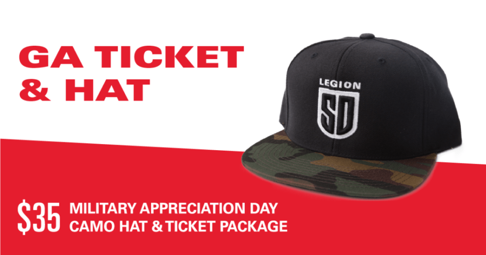 Hats SD Legion