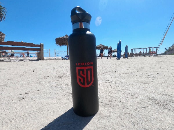 SD LEGION Stainless Steel Bottle