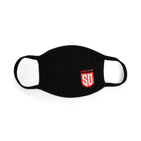 SD LEGION Classic Shield Face Mask