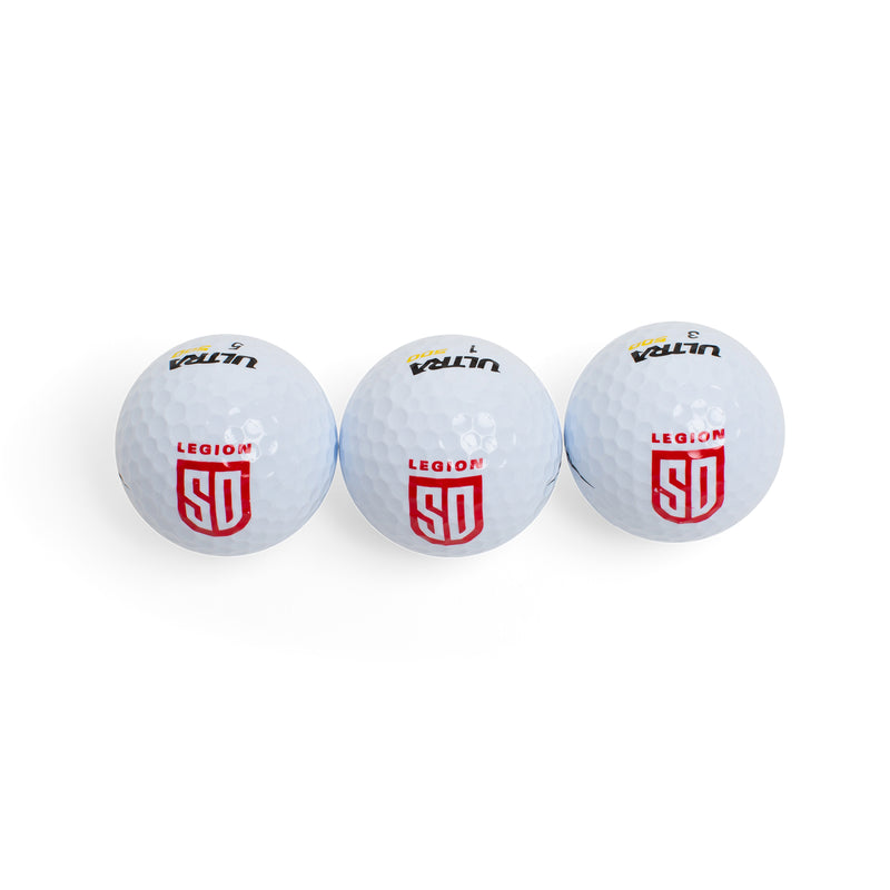 SD Legion Golf Balls