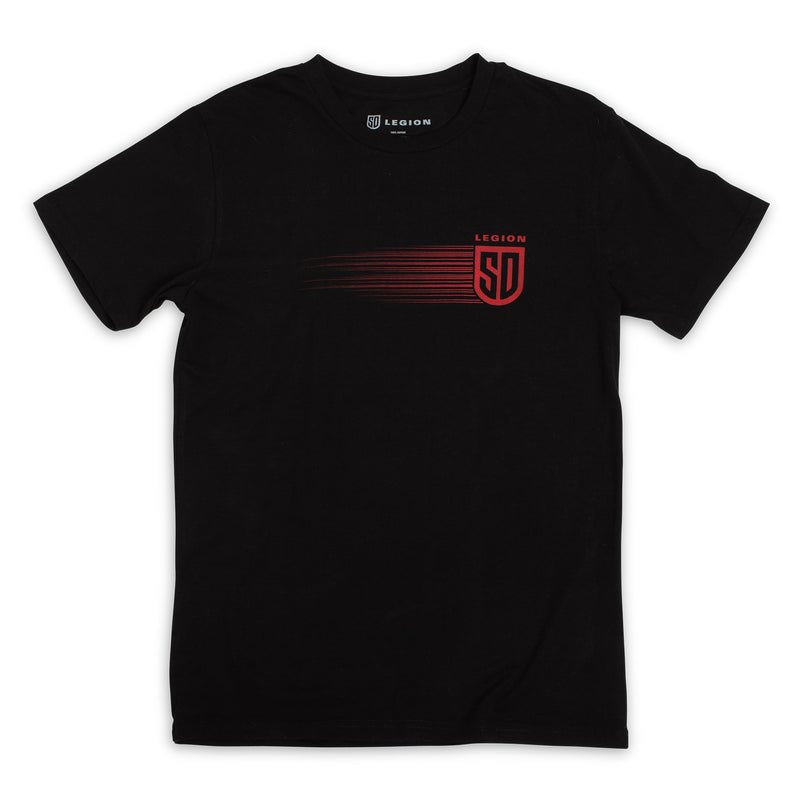 SD LEGION Live Action Shield Tee