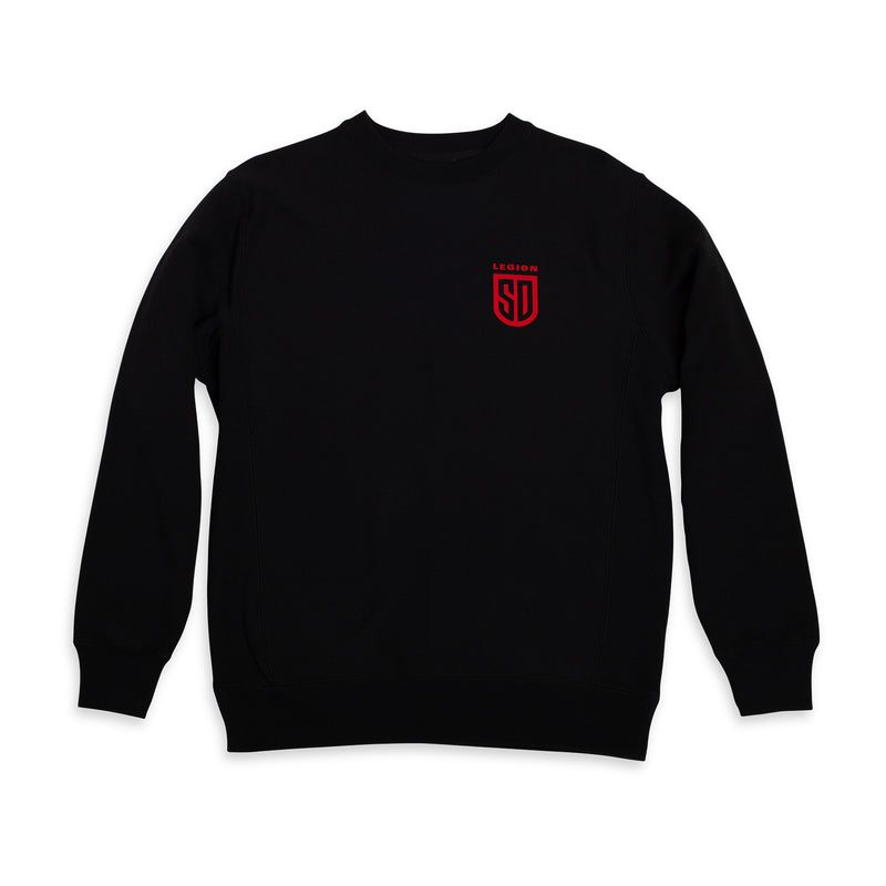 SD LEGION Premium Crew Neck Sweater