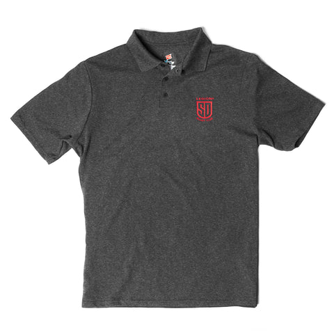 SD LEGION Shield Embroidered Polo Shirt